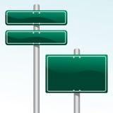 kierunków znaki Zdjęcie Stock