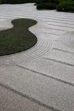 Kies-Garten 3 Lizenzfreie Stockfotos