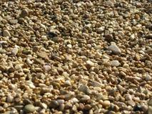Kiesel auf Strand Lizenzfreie Stockbilder