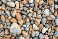 Kiesel und Steine Stockfotos