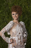 Kiesza at the 2015 Tony Awards Royalty Free Stock Images