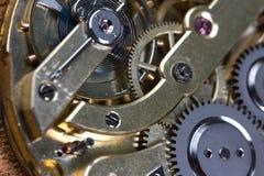 Kieszeniowego zegarka clockwork obrazy royalty free