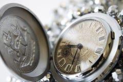 kieszeniowi zegarki Zdjęcia Stock