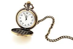 kieszeniowi zegarki Obrazy Royalty Free