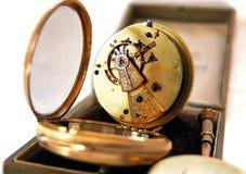 Kieszeniowi zegarki Zdjęcie Royalty Free
