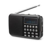 Kieszeniowy FM radia odtwarzacz mp3 Fotografia Royalty Free