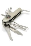 Kieszeniowy nóż Fotografia Stock