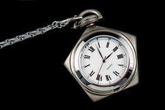 kieszeniowy pentagonu zegarek Zdjęcie Stock
