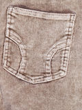 kieszeniowy trouser Zdjęcie Royalty Free