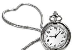 kieszeniowy zegarek zdjęcie royalty free