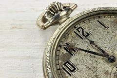 Kieszeniowy zegarek 03 Fotografia Royalty Free