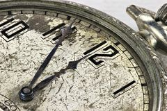 Kieszeniowy zegarek 06 Zdjęcia Royalty Free
