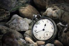 Kieszeniowy zegarek podwodny obraz stock