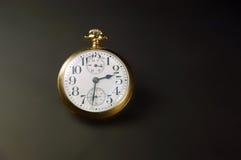 kieszonkowy zegarek Fotografia Stock