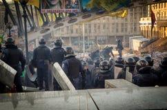 Kiev 19 february 2014 Stock Photo