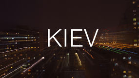 kiev Obraz Stock
