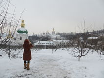 kiev immagine stock libera da diritti