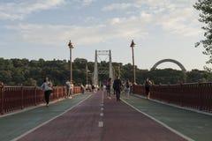 Kiev, architecture, calm, dnieper, royalty free stock photos