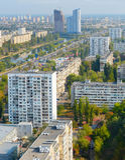 Kiev  architecture, Ukraine Stock Image