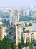 Kiev architecture, Ukraine Royalty Free Stock Images
