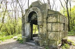 Free Kiev / Babi Yar / Ukraine 25/04/2019. Abandoned Crypt In The Cemetery. Babi Yar Royalty Free Stock Photos - 152088298