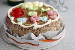 Kiev cake Royalty Free Stock Images
