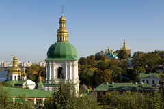 Kiev, capital de l'Ukraine Photo stock
