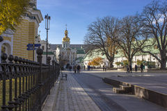 Kiev is the capital of Ukraine Royalty Free Stock Photography