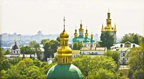 Kiev, Kievo-Pecherskaya lavra monastery Royalty Free Stock Image