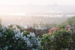 Kiev is the capital of Ukraine Royalty Free Stock Photos