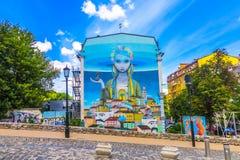 Kiev Città Vecchia 03 fotografia stock
