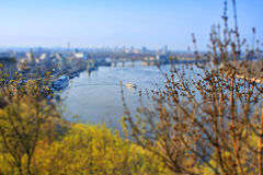 Kiev city Royalty Free Stock Photography