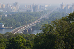 Kiev City Royalty Free Stock Images