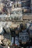 Kiev city, aerial view Stock Photo
