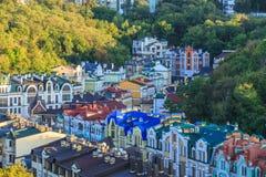 Kiev city Royalty Free Stock Photos
