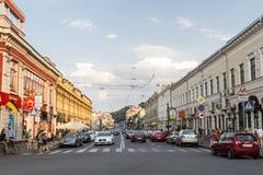 Kiev, de Oekraïne Stock Afbeeldingen