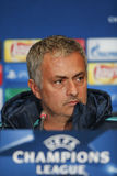KIEV, DE OEKRAÏNE - OCT 20: Jose Mourinho Royalty-vrije Stock Foto