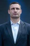 Kiev, de Oekraïne - Oct 25, 2015: Vitali Klitschko Royalty-vrije Stock Afbeelding