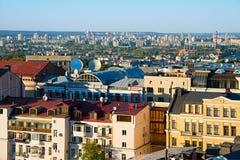 Kiev downtown, Ukraine Royalty Free Stock Photography
