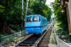 Kiev Funicular, Ukraine Stock Photography