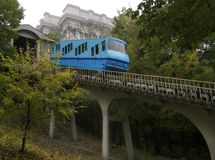 Kiev funicular. Stock Images