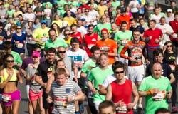 Kiev half marathon Royalty Free Stock Photography