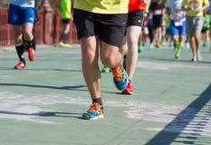 Kiev half marathon Royalty Free Stock Image