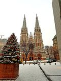 Kiev hermosa foto de archivo