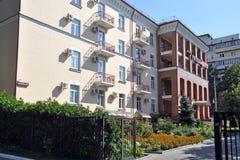 Kiev, the hotel Oberig (amulet) Stock Image