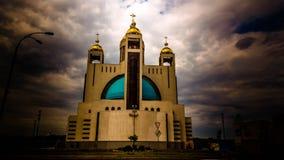 Kiev inconnu Photo libre de droits