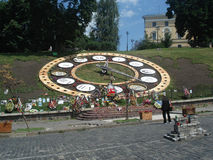 Kiev. Jule 2014 Euromaydan, Khreschatyk, revolution royalty free stock photo