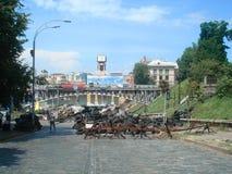 Kiev. Jule 2014 revolution maydan stock images