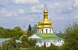 Kiev, Kievo-Pecherskaya lavra Royalty Free Stock Images