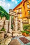 Kiev, Kiyv, Ukraine : la résidence de Mezhyhirva de l'anciens premier ministre et Président pro-russes Viktor Yanukovych, mainten image stock